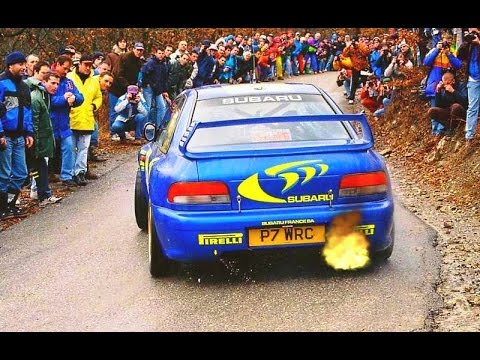 Subaru Impreza Colin McRae WRC on Tarmac - Full HD (Remastered)