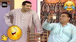 Zafri Khan Nasir Chinyoti Ki Larai 2020 New Stage Drama Best Comedy Clip😂