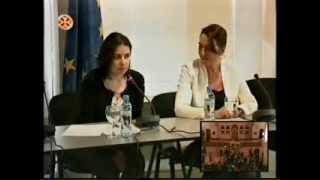 MOE: ბულგარეთის გარემოსა და წყლის  დაცვის მინისტრის საჯარო ლექცია