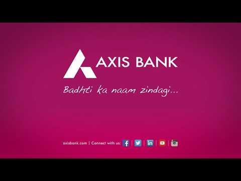 Axis Bank Rewards Plus Debit Card