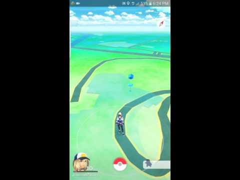 Pokemon Pokémon Go Catching Squirtle Location