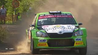 WRC 2 - Neste Rally Finland 2018: Event Highlights