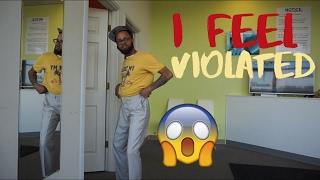 I FEEL VIOLATED (don