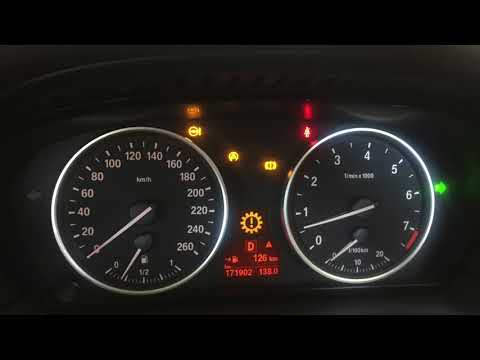 My BMW freaking out! Yep it lost it and lit up like a Christmas Tree. Expensive? Maybe not!