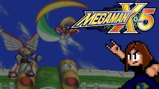 The Skiver - Mega Man X5 Guitar Playthrough (part 7)