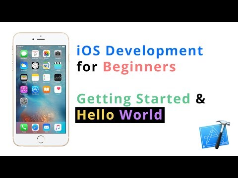 How to Code: iOS Development [Ep. 1] -- Getting Started and Hello World