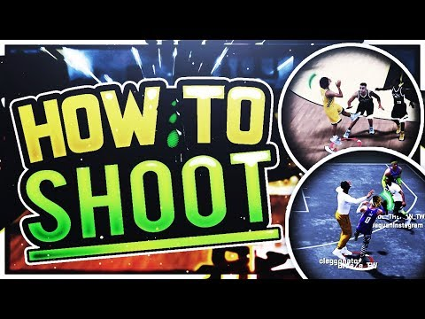 NBA 2K18 Tips: How To SHOOT & Make EVERY SHOT - How To Get Perfect GREEN Release Jumpshots EVERYTIME