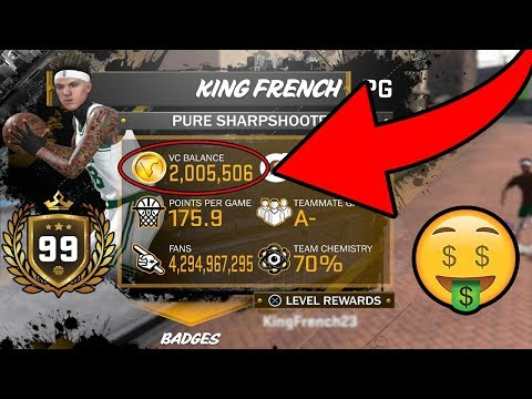 HOW TO BECOME A MILLIONAIRE IN NBA 2K18 • FASTEST VC METHOD AFTER PATCH (ALL CONSOLES)