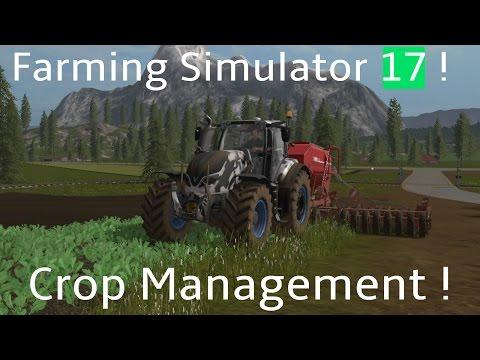 Farming Simulator 17! Oilseed Radish Fertilizer! How it helps!