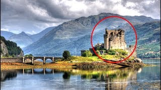 Top 5 Most Haunted Places In Scotland