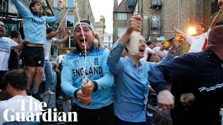 Fans and players react to the momentous Cricket World Cup final