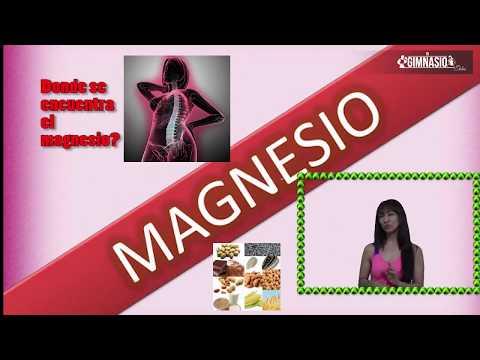 EL MAGNESIO-Qué es, para qué sirve,fuentes y tipos /BENEFITS OF MAGNESIUM