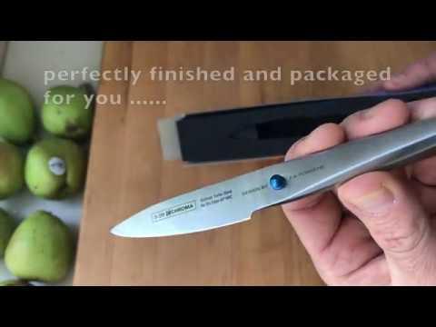 sharpest kitchen paring knife
