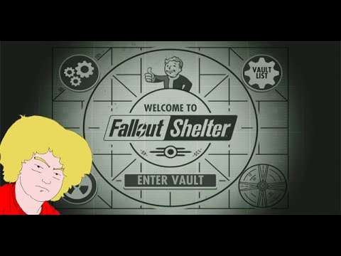 Fallout Shelter - How to Collect Quick Resources and Loot