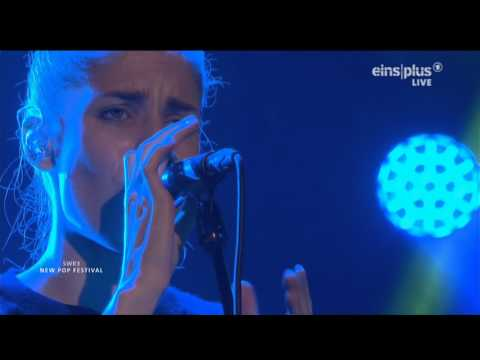 London Grammar - Nightcall live at Baden Baden