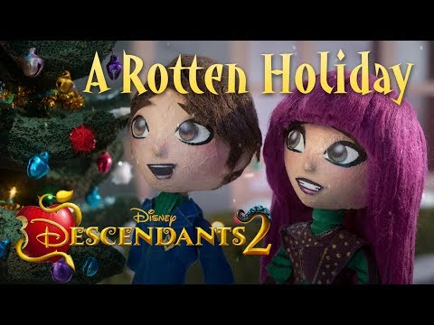 A Rotten Holiday 🎄  | Descendants 2