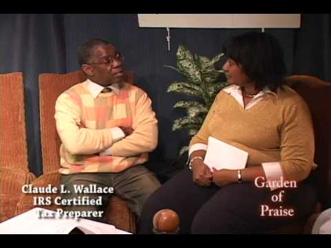 Certified IRS Tax Preparer - Claude Wallace