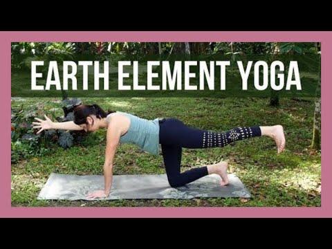 🌿 Earth Element Yoga🌿 Inner Strength, Grounding & Endurance {45 min}