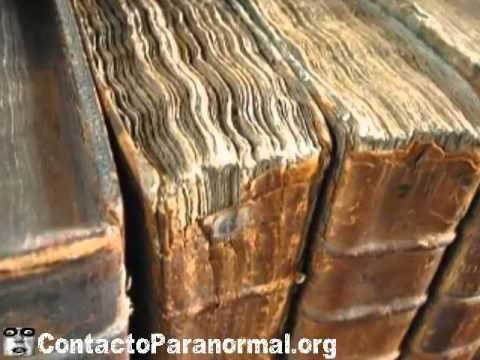 Books bound in human skin