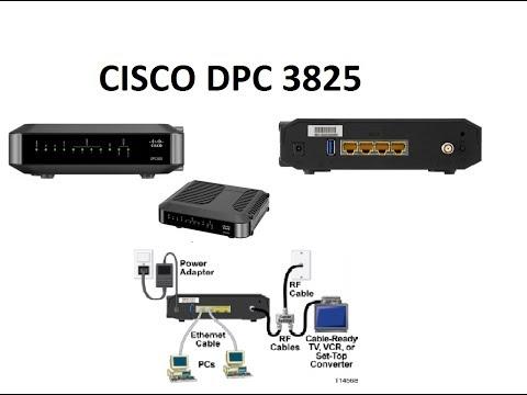 CISCO DPC3825