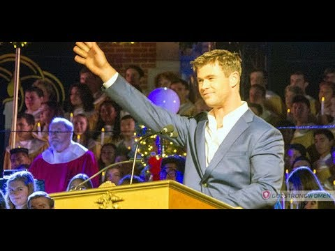 Chris Hemsworth Narrates the Christmas Story From Scripture