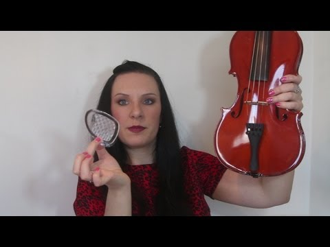 DIY Violin Chin Rest