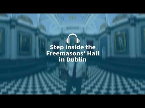 Step inside Ireland's Freemasons' HQ