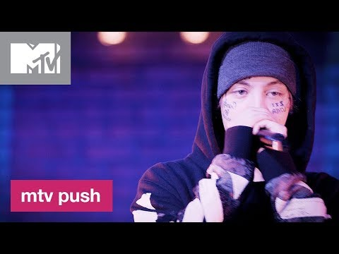 Lil Xan Performs 'Deceived' | MTV Push