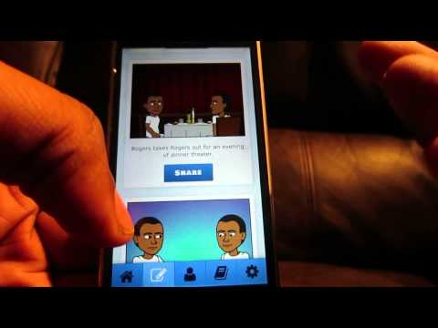 Bitstrips - How To Create FREE Cartoon/Comic Strips For Instagram & Facebook