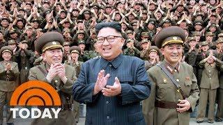 Kim Jong Un Dares Donald Trump To Make The First Move | TODAY