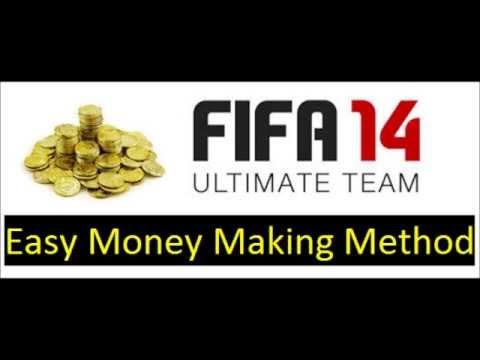 FIFA 14: FUT -  EASY Money Making Method