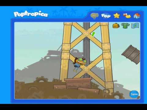 Poptropica Super Power Island Walkthrough Part 3