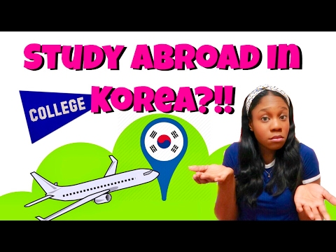 Should YOU Study Abroad In Korea? Pros & Cons! What's It Like? || Seoul South Korea| COLLEGE