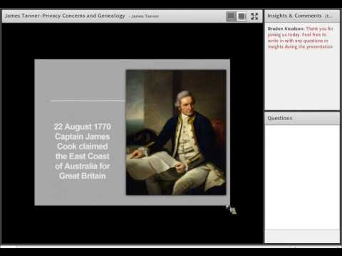 Finding Your English Ancestors in Australia - James Tanner