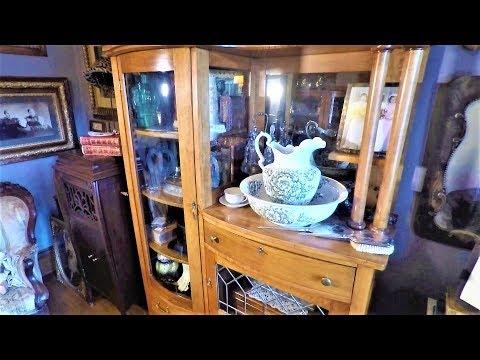 Karen's Korner - Antique China Cabinet