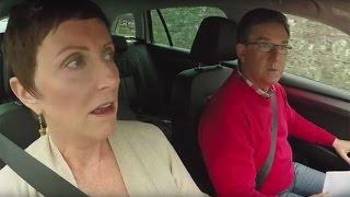 Bad driving? Daniel and Majella's B&B Road Trip | RTÉ One | Tuesday 11 April 8:30pm