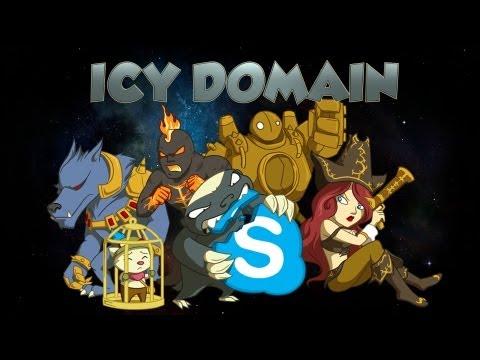 Skype Game - Icy Domain