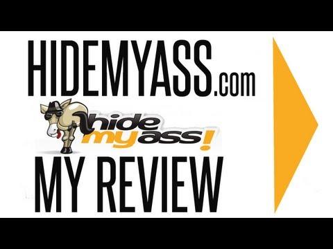 HideMyAss.com - My Review