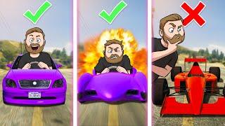 Car Scavenger Hunt Challenge!   GTA5
