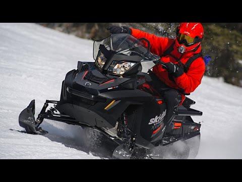 TEST RIDE: 2016 Ski-Doo Expedition Xtreme 800R