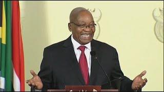 Rand Rallies as ZumaQuits Amid Scandal