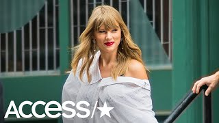 Taylor Swift Gets Political For The First Time, Vowing To Vote Blue Nov. 6 | Access