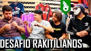DESAFIO RAKITILIANOS - FIFA 16