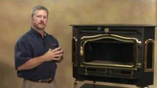 Wood Fireplace or Wood Stove: Model BBF Features