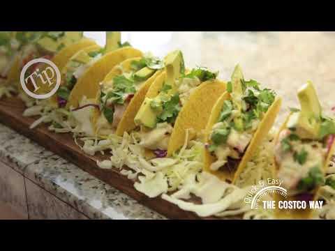 Quick & Easy: Cilantro Lime Shrimp Tacos