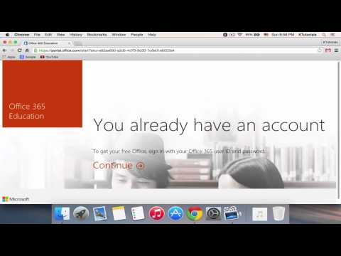 How to download original Microsoft Office for Free! (PC + Mac) (Students & Teachers Only)
