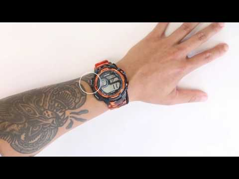 How To Use The Stopwatch on Your Armitron Digital Watch