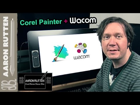 5 Tips to Unlock the Power of Corel Painter with a Wacom Tablet
