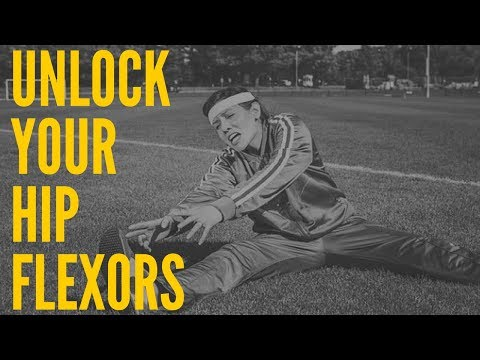 Unlock Your Hip Flexors Exercises With This Amazing Stretch
