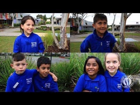 Kids talk about saving wildlife